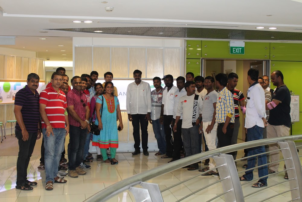 Singapore Telugu Samajam - Blood Donation Drive 2016