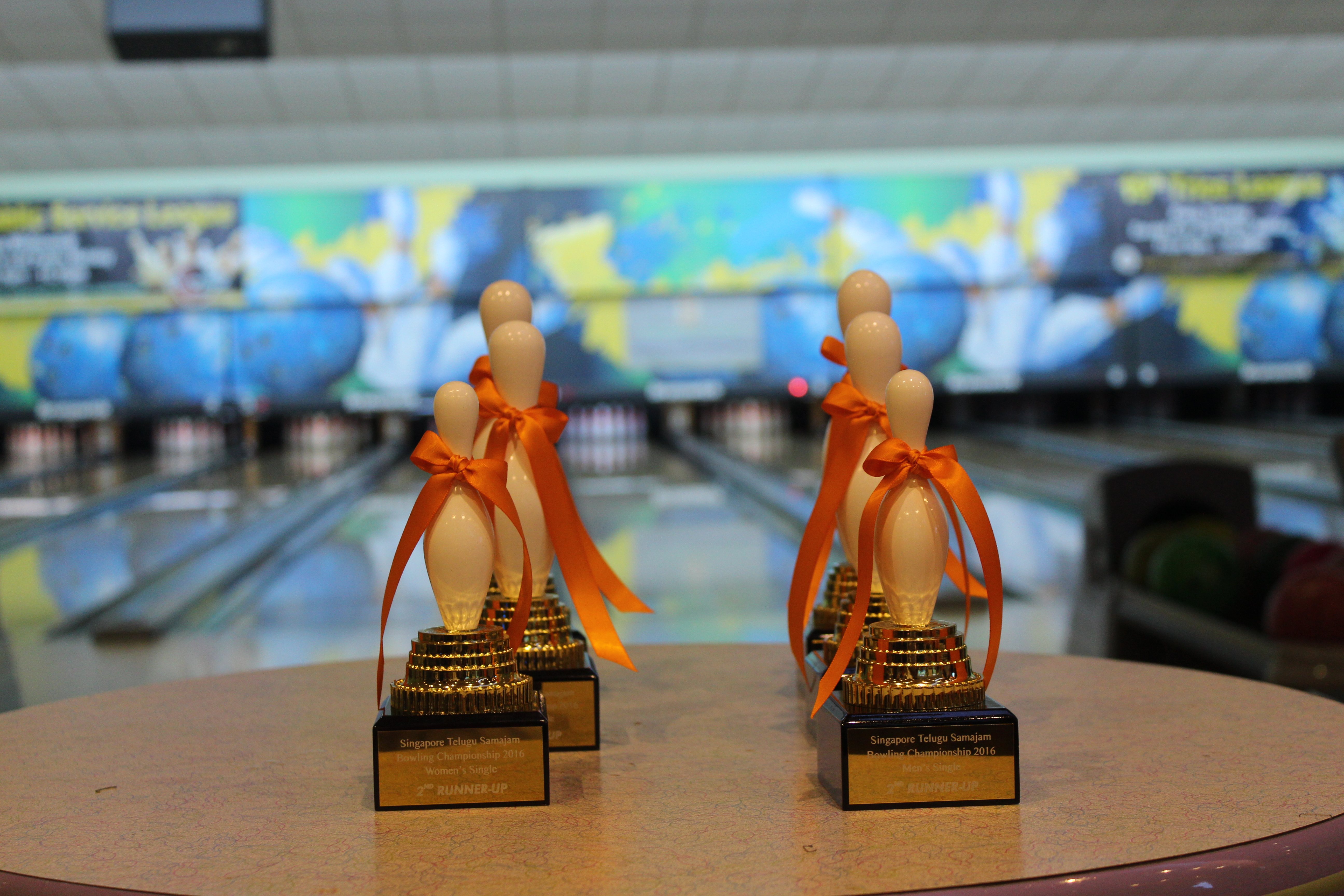 Bowling Competition 2016